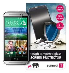 HTC ONE M8- Ochranná sklenená fólia CONNECT IT