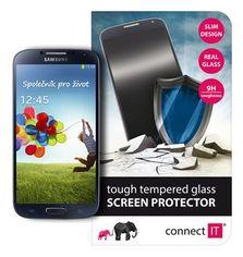 Samsung S4- Ochranná sklenená fólia CONNECT IT