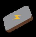 Externé batérie
