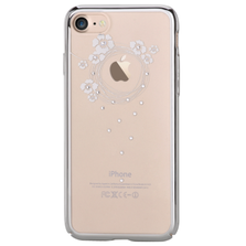 Devia Crystal Garland iPhone 7 8 Silver d9639dd582c